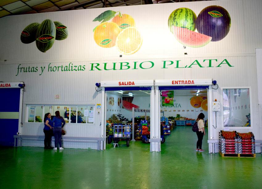 frutas sevilla