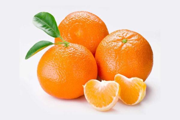 mandarina oronules