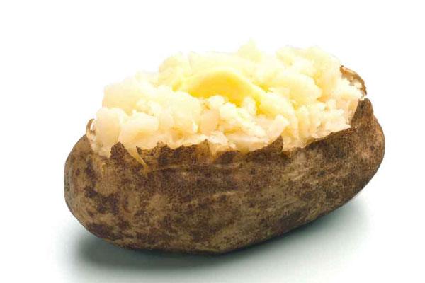 patata cocida