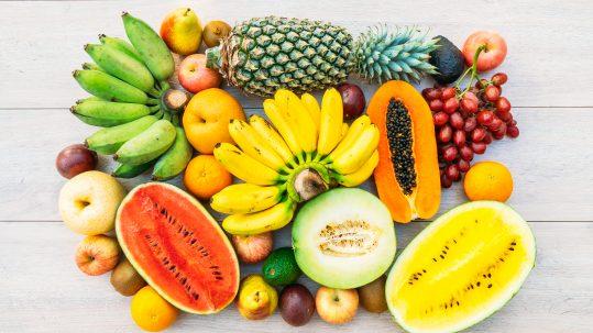 las frutas tropicales mas solicitadas
