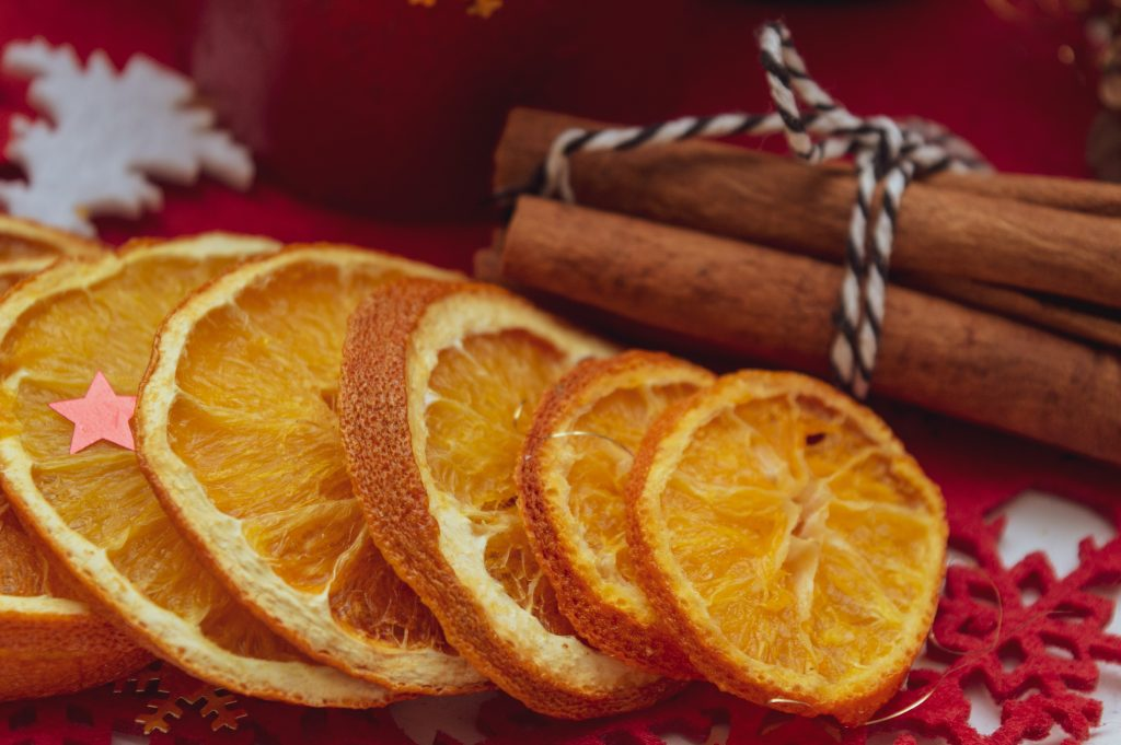 recetas con naranjas